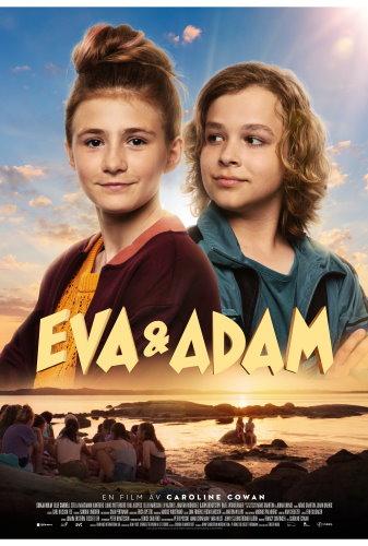 Affisch för Eva & Adam