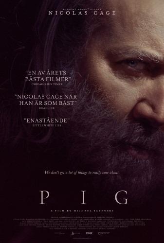 Affisch för Pig