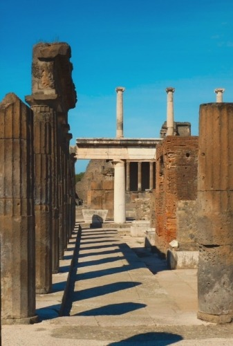 Pompeji - syndens stad