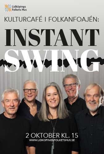 Kulturcafé: Instant Swing