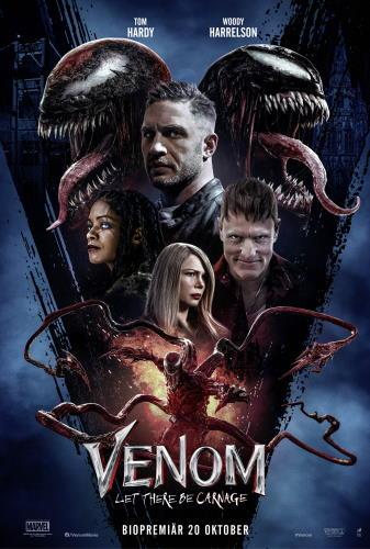 Affisch för Venom: Let There Be Carnage