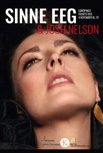 Sinne Eeg & Josh Nelson